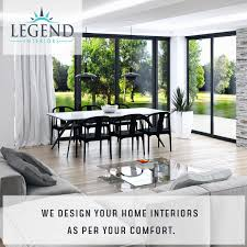 legend interiors hyderabad linkedin