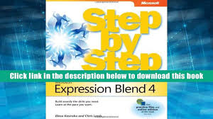 audiobook microsoft expression blend 4 step by step step by step