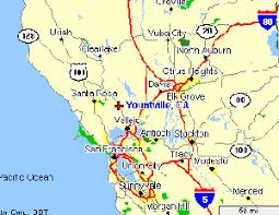california map napa brief report on the september 3 2000 yountville napa california