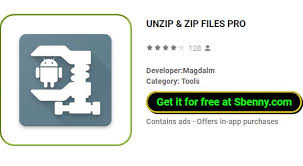 unzip pro apk unzip zip files pro mod apk free
