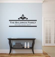 customise name kids with a boy riding dirt bike home decor boy s family name custom vinyl wall sticker personalised