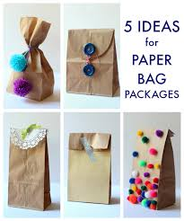5 awesome frugal packaging ideas brown paper favors and holidays