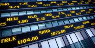 stock ticker stock exchange ticker 1 by puk videohive