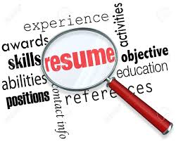 resume writing resume writing stock photos pictures royalty free resume resume writing a magnifying glass over the word resume surrounded by related terms such as