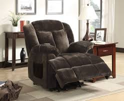 Recliner Living Room Set Spacious Living Room With Recliners Fireplace Recliner Chairs