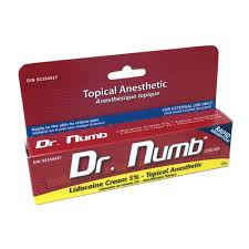 dr numb tattoo topical anesthetic numbing cream