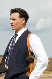 1930s hairstyle johnny depp in public enemies they will grow