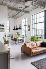apartment industrial loft apartment design ideas with elegant