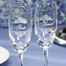 toasting flutes personalized toasting flutes wedding glasses