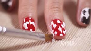 style on fleek mickey u0026 minnie mouse nails disney channel asia