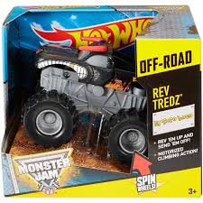el toro loco monster truck videos wheels monster jam rev tredz el toro loco black die cast