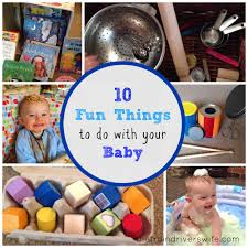 10 fun things to do with your 8 10 month old baby the train