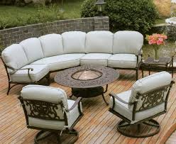 patio small sectional patio furniture best outdoor sectional