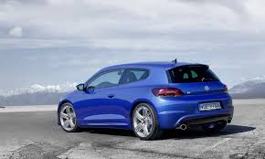 vw scirocco r with 265hp 2 0 tsi official photos and details