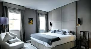 Grey Curtains On Grey Walls Decor Curtains With Gray Walls Curtain Style Bedroom Decorating Ideas