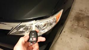2011 toyota camry key fob battery 2013 toyota camry le testing key fob after changing battery