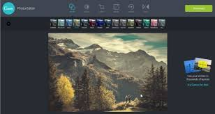 Landscape Photo Editor by 11 Online Picture Editors For Editing Images Without Installing