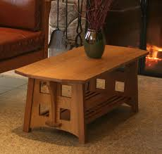 craftsman style coffee table craftsman style coffee table 12
