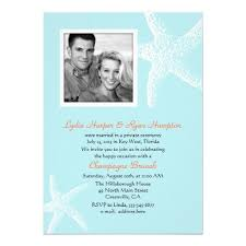 post wedding reception invitation wording wedding reception invitations wording after destination wedding