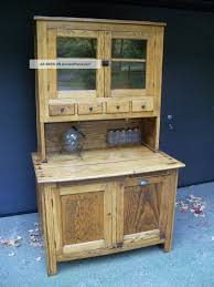 primitive kitchen cabinet pre hoosier style oak pine 1800 1899