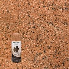 rust oleum american accents 12 oz stone sienna textured finish