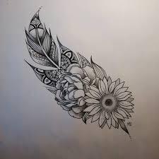 feather flower regardez cette photo instagram de medusa illustration 47
