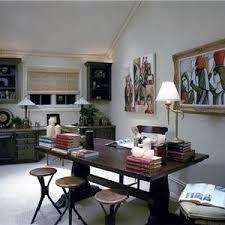 Modern Retro Home Design Contemporary Modern Retro Casual Home Office Photos
