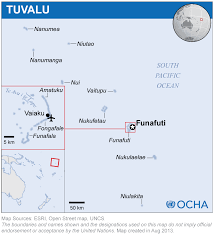 map of tuvalu tuvalu location map 2013 tuvalu reliefweb
