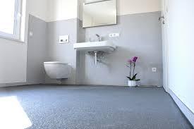 steinteppich badezimmer lithol steinteppich im badezimmer