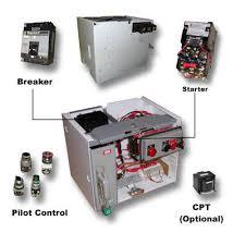 buy model 6 square d motor control center