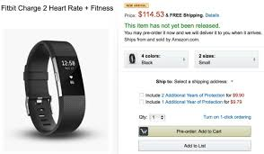 black friday fitbit charge amazon offers pre order discounts on fitbit charge 2 and flex 2