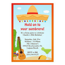fiesta party invitation fiesta party fiestas and party invitations