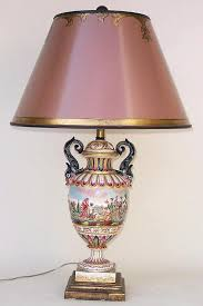 Antique Table Lamps Antique Table Lamps Porcelain Table Lamp Antique Lamps And