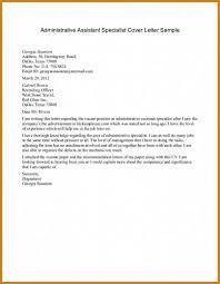 medical administrative cover letter medical cover letter sample