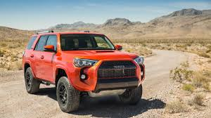 toyota 4runner 2017 black 2015 toyota 4runner trd pro review notes autoweek