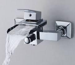Bathroom Faucets Waterfall Tub Faucets Waterfall Daisey Garden Wall Mounted Bathtub Faucets