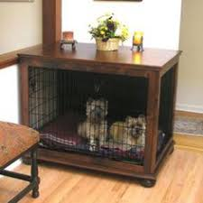 Diy End Table Dog Crate by Diy Dog Crate Covers Rustic X End Table To Cover Up Dog Kennel