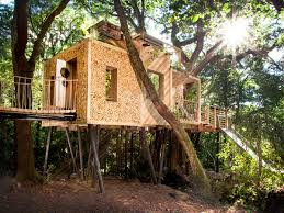 The Treehouse London Stay The Night In This 150 000 Treehouse With Its Own Slide