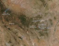 Wild Fire Update Montana by Montana U0027s Crying Fire Continues To Blaze Nasa