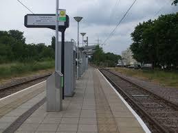 Belgrave Walk tram stop