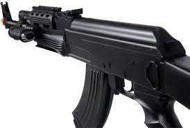 ak 47 laser light combo ukarms p48 tactical ak 47 spring rifle with laser and flashlight