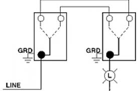 wiring diagram 3 way switch pilot light wiring diagram on