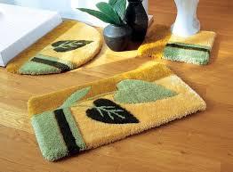 astonishing 3 piece bathroom rug set bath mat set piece rug toilet