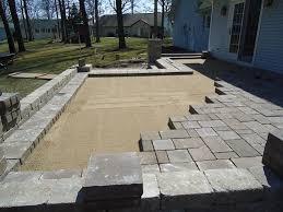 outdoor patio brick flooring outdoor design