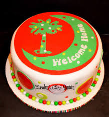 How To Decorate A Birthday Cake At Home Carolina Cake Queen Home Facebook