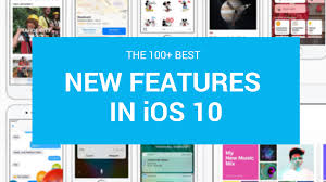 Best Resume App For Iphone 2016 by 100 New Iphone And Ipad Features In Ios 10