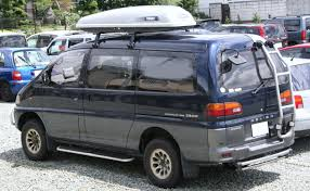 subaru libero camper mitsubishi delica 3 0 1994 auto images and specification