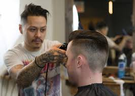 haircuts shop calgary second mile barbershop calgary business story