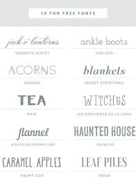 white whale free fonts