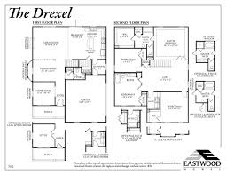 Newmark Homes Floor Plans Eastwood Homes Drexel Floor Plan Home Design And Style